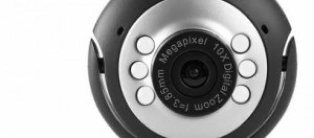 espionaje a través de la webcam