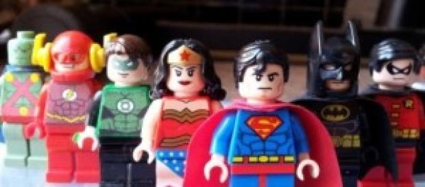Lego y DC Comics se  unen