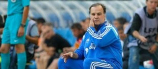 Marcelo Bielsa, todo un caracter.