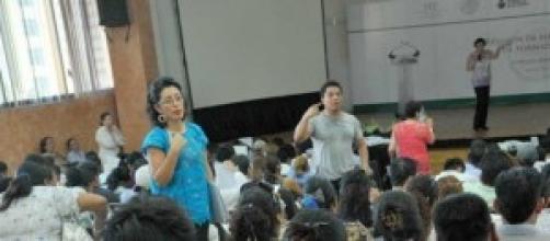 Maestros y profesores con vocación