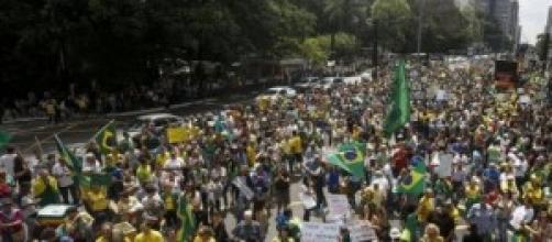 Protestos para o Impeacheament de Dilma