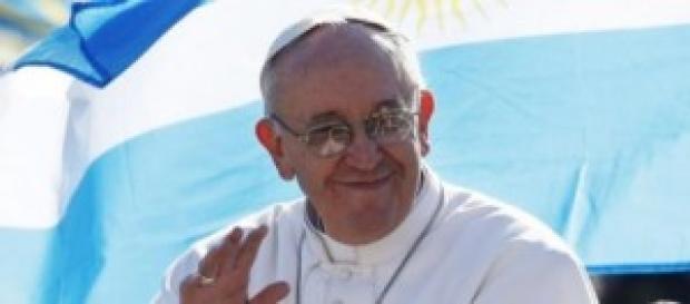 El Papa Francisco y su visita a Argentina.