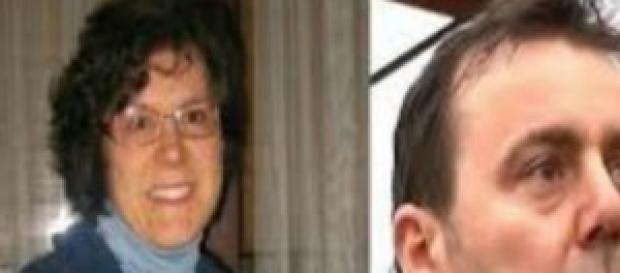 Elena Ceste e il marito indagato dell'omicidio