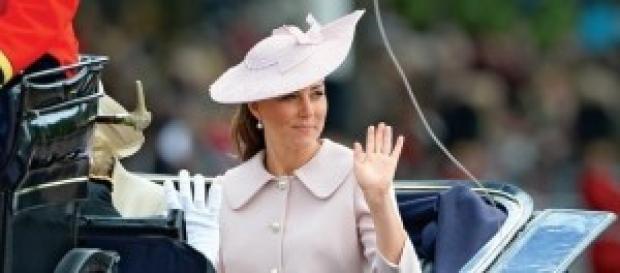 Kate Middleton, retrata desnuda.