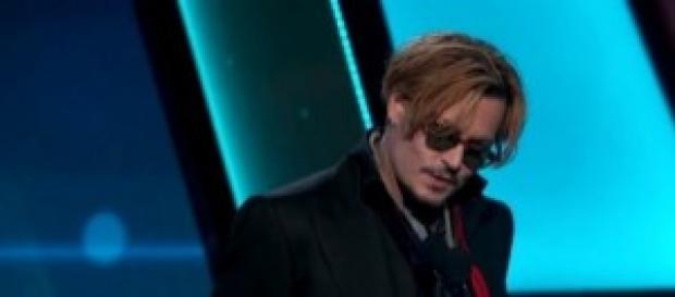 La disminución de Johnny Depp