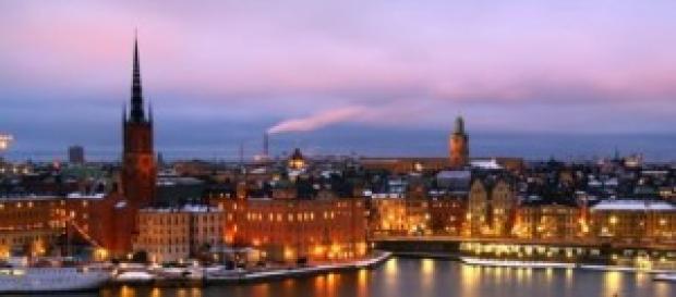 Suecia, país de paz, solidaridad