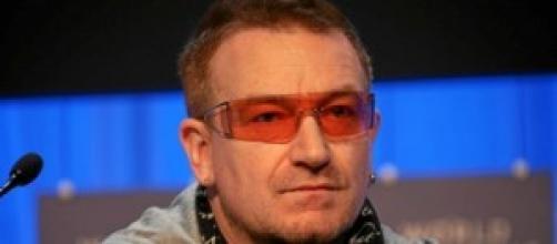 Bono Vox sarà operato a un braccio