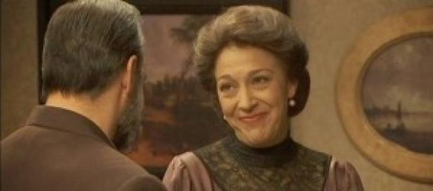 Donna Francisca finge di perdonare Raimundo