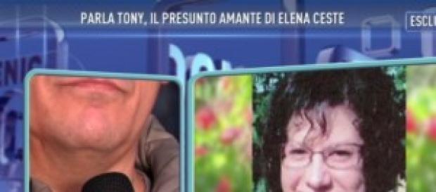 Elena Ceste, soluzione vicinissima: Tony
