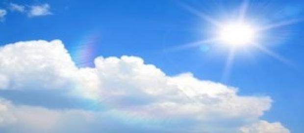 Foto: Radiações do Sol Fonte:brasilescola.com