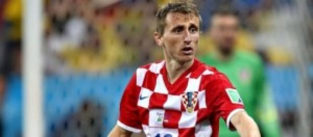 Modric, lesionado con Croacia. Foto: Eurosport