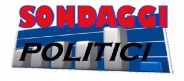 Sondaggio elettorale Emg La7 e fiducia nei leader