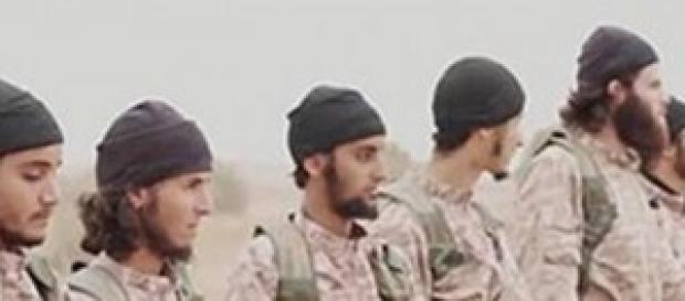 Tra le fila jihadiste anche degli europei.