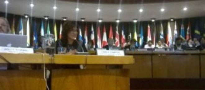 Carla Campos, Secretaria de Desarrollo Rural