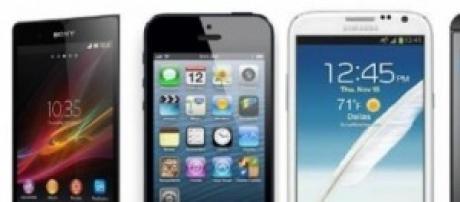 Los mejores smartphone en salida en 2015.