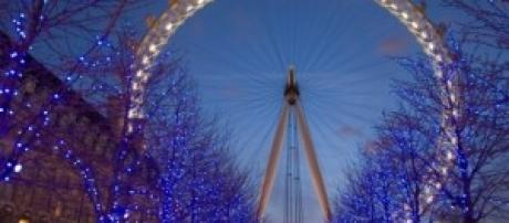 The London Eye: Perfect for an evening stroll