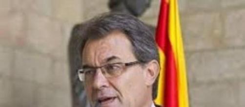 Artur Mas, President de la Generalitat.