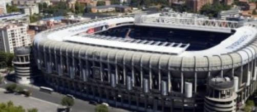 Contrato não abrange nome do Bernabéu.