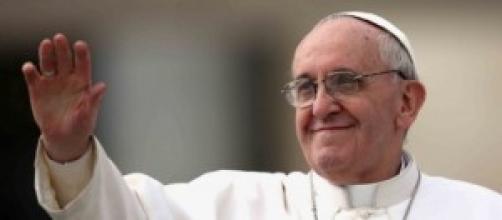 El Papa Francisco, líder de la iglesia católica