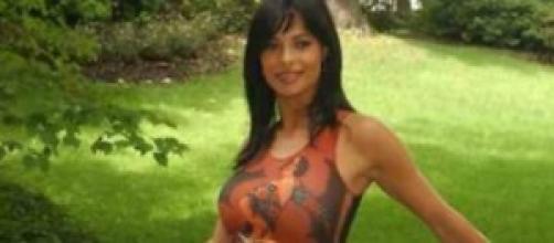 La bella  Natalia Estrada