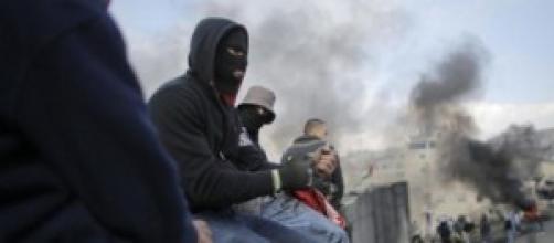 Palestinos entre Cisjordania y Jerusalén