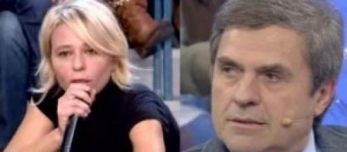 Uomini e donne: Giuliano vuole tornare nell'over.