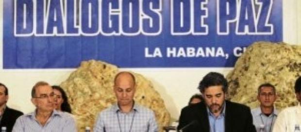Cuba, sospeso il dialogo tra le Farc e il Governo