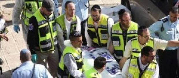 Hamas, attentato in una sinagoga a Gerusalemme