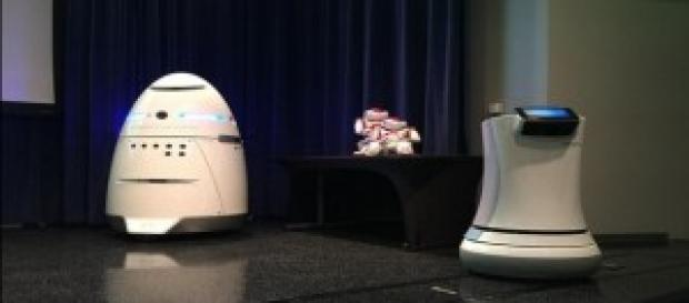 Knight Scope K5 el primero robot de vigilancia