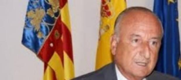 Rafael Aznar Presidente del Puerto de Valencia