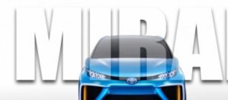 El Toyota Mirai el primero de hidrógeno