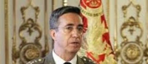 Jaime Domínguez Buj, Jefe del Ejercito de Tierra