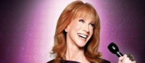 Kathy Griffin sustituirá a Joan Rivers