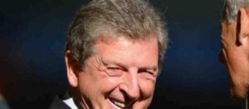 Roy Hodgson has had a happy few months © Beacon
