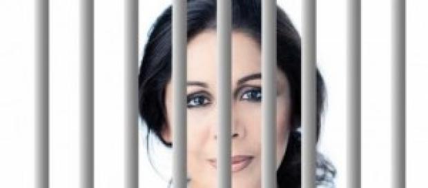 Isabel Pantoja a la cárcel.