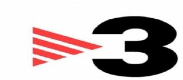 Logotipo de TV3 el año 2005