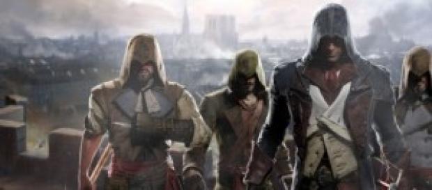 Assassin S Creed Unity Entre Los Diez Juegos Mas Vendidos
