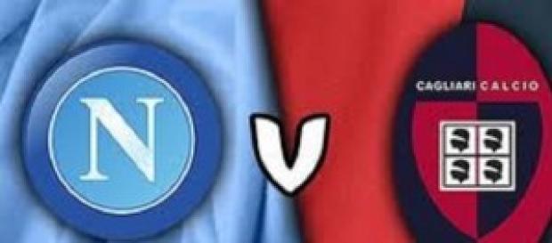 Napoli-Cagliari, Serie A, 12^giornata