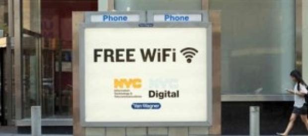 New York Free WiFi digital