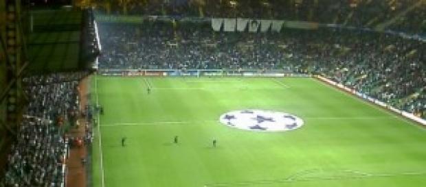 Scots Celtic football stadium