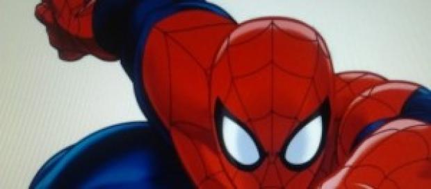 Si finge Spiderman come regalo al figlio malato