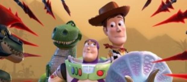 Toy Story llenará la televisión en diciembre 2014