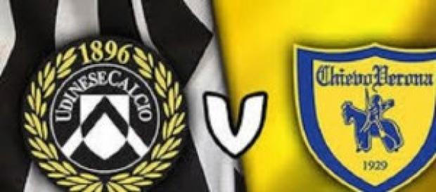 Udinese-Chievo, Serie A, 12^giornata