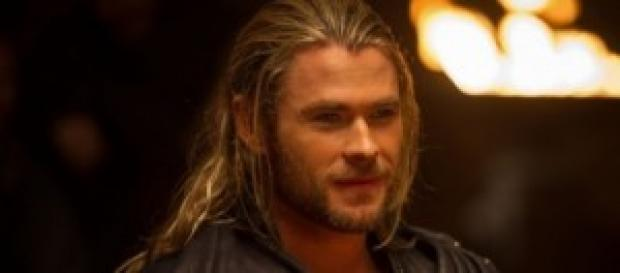 Una imagen del actor Chris Hemsworth