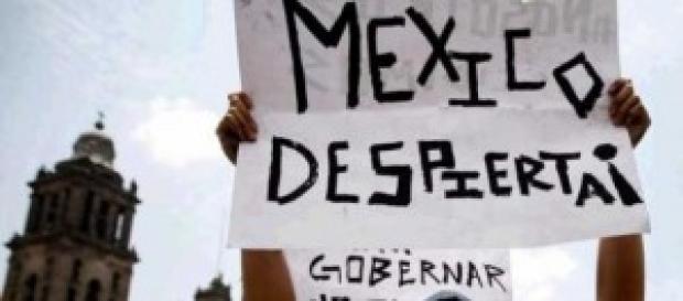 Varias rebeliones ya se han presentado en Mexico
