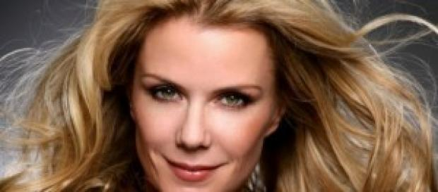 Brooke Logan di Beautiful in Italia col boyfriend