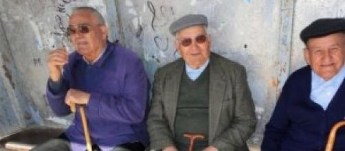 España entre los países más viejos