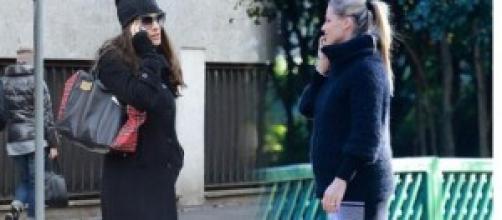 Gossip news: la Pellegrinelli e Michelle Hunziker.