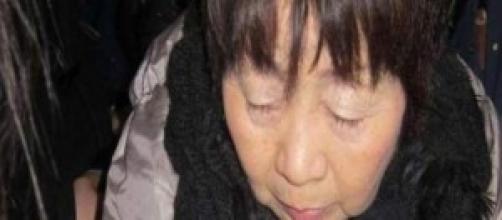 La signora Kakehi, vedova nera del Giappone