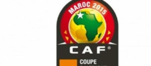 le Logo officiel de la Coupe d'Afrique des Nations